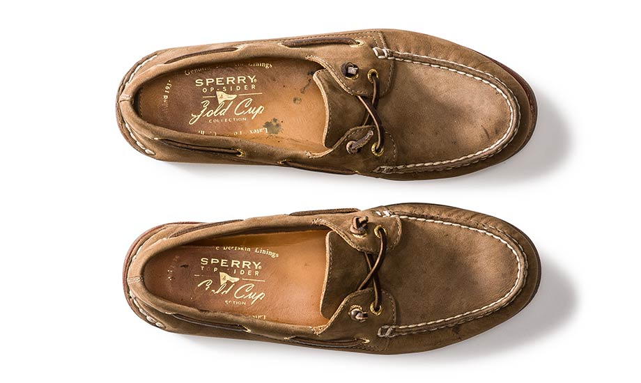 Boat Shoes For the Stylish Voyager. The Gold Cup Collection for Men and Women from Sperry Top-Sider