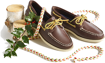 Sperry's Boat Shoes.