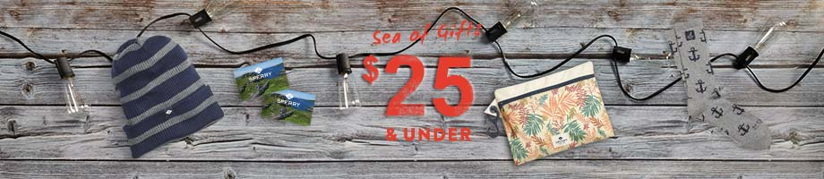 Sea of Gifts. $25 & under