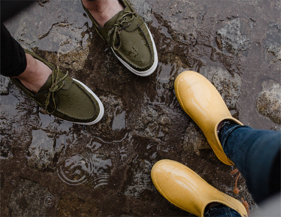 Sperry shoes - Wet Weather