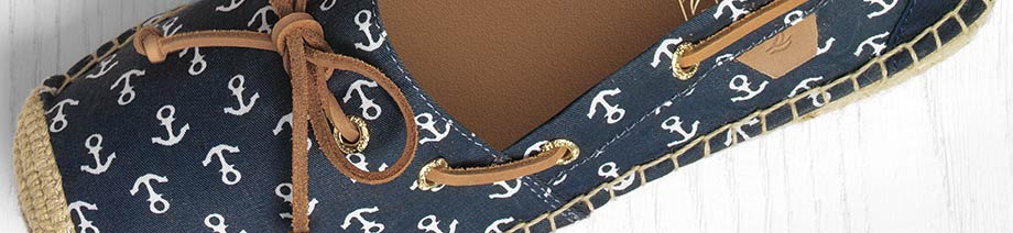 Discover nautical-themed clothing for women by Sperry Top-Sider.