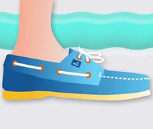 How to Keep your Sperrys Fresh.