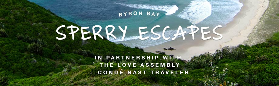 Byron Bay - Sperry Escapes - in Partnership With the Love Assembly + Condé Nast Traveler
