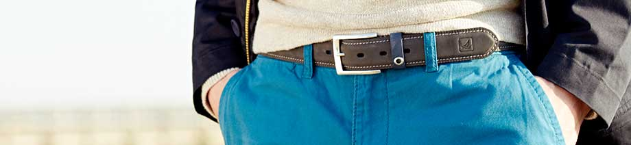 Discover Belts & Bags for Men from Sperry Top-Sider.