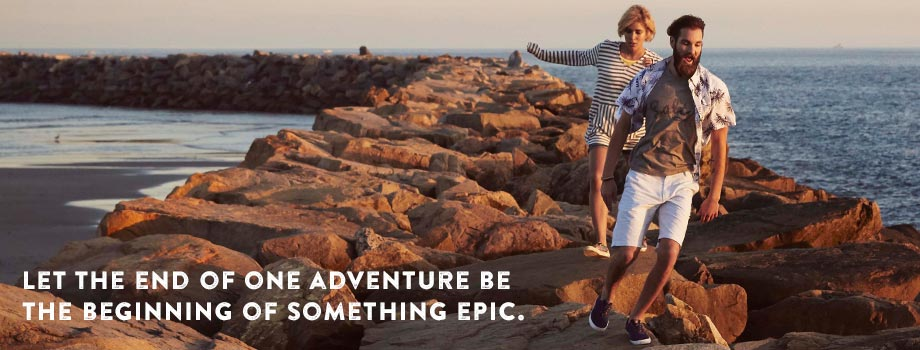 Let The End Of One Adventure Be The Beginning Of Something Epic.