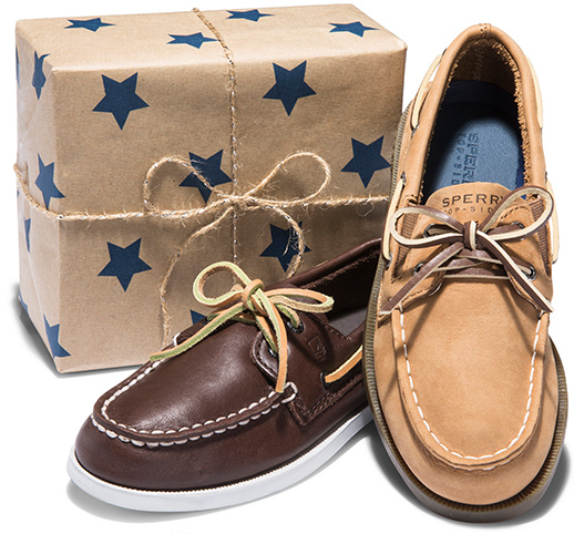 Sperry's Kids Boat Shoes.