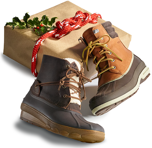 Sperry's Cold Weather Boots.