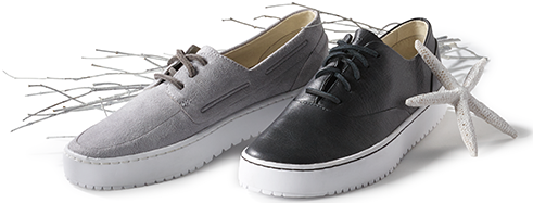 Sperry's Casuals.