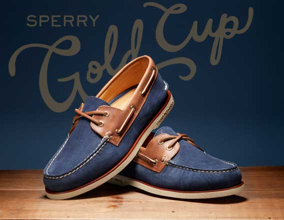 Sperry shoes - Gold Cup