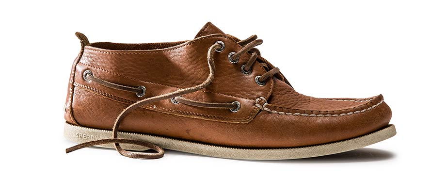 Boat Shoes For the Explorer. Chukkas for Women and Men from Sperry Top-Sider