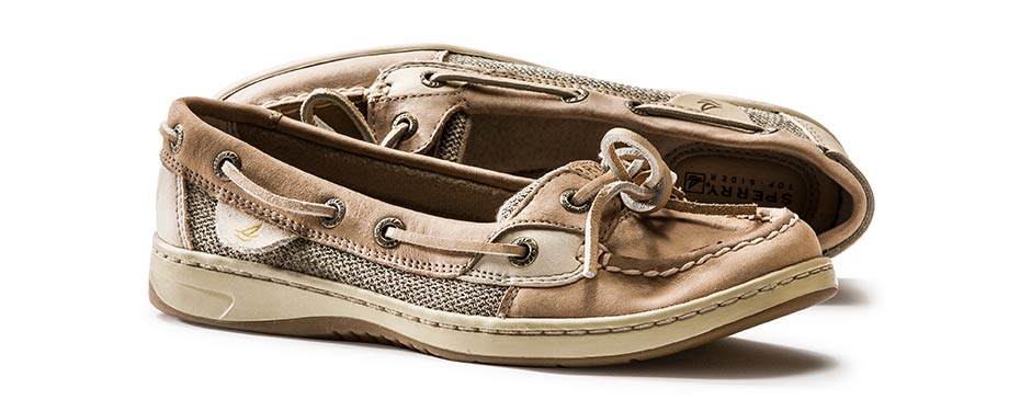 Boat Shoes For the Everyday Adventurer. The Angelfish Collection for Women and Billfish Collection for Men from Sperry Top-Sider