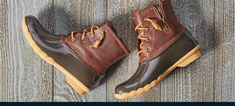 Magasinez les bottes Sperry pour femmes Bottes d'hiver et