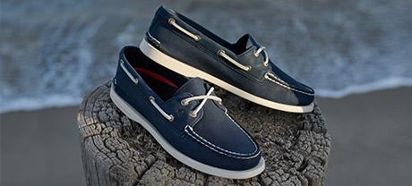 Women's Boat Shoes.