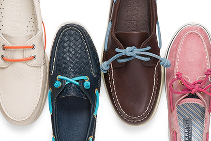 Make a personal style statement. Customize Your Top-Siders. | #sperrytopsider