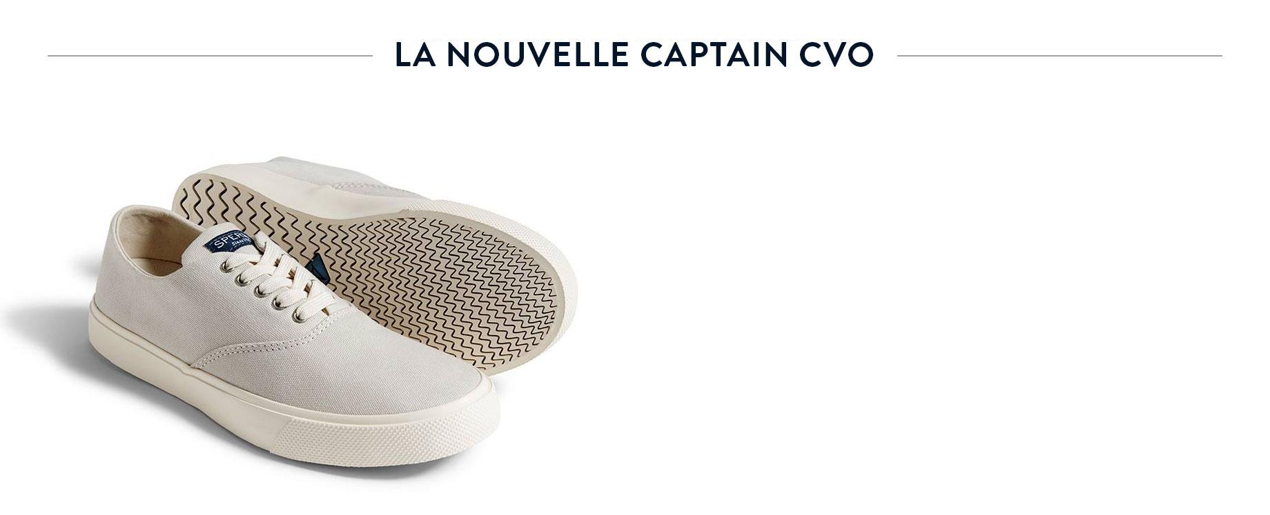 LA NOUVELLE CAPTAIN CVO