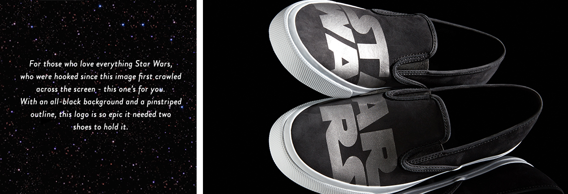 Star Wars x Sperry.