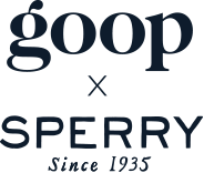 goop x Sperry