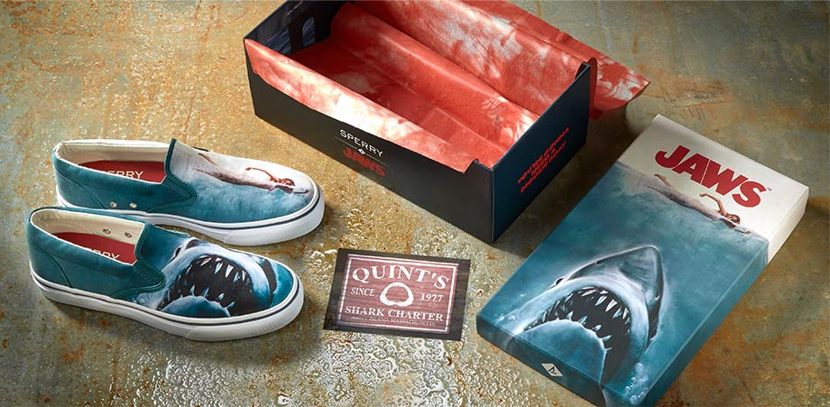 Explore JAWS x Sperry collaborations