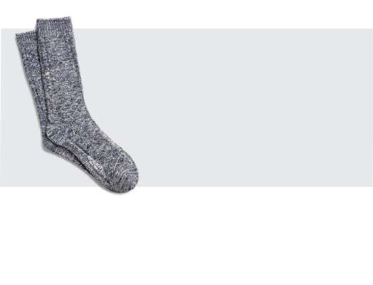 Sperry Crew Sock.