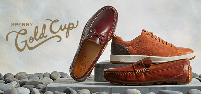 Sperry Gold Cup shoes