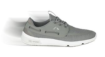 Sperry 7-seas in gray