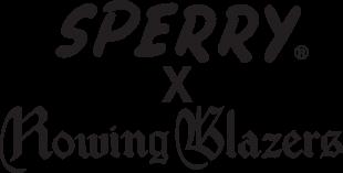 Sperry x Rowing Blazers.