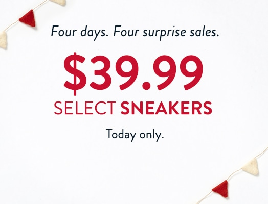 39.99 Select Sneakers