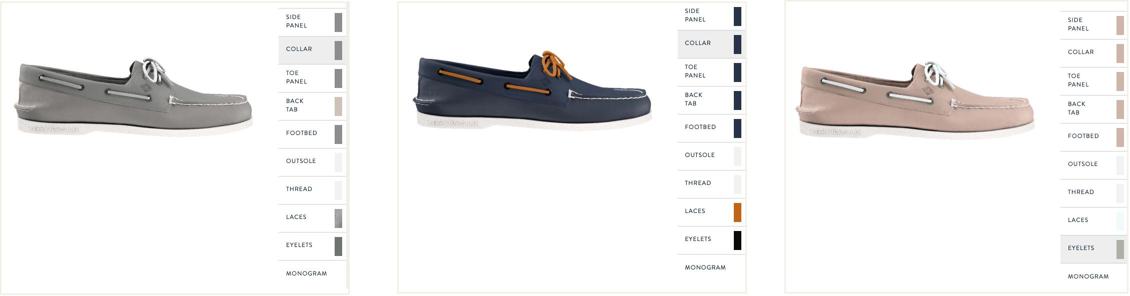 Customizable Women's Shoes