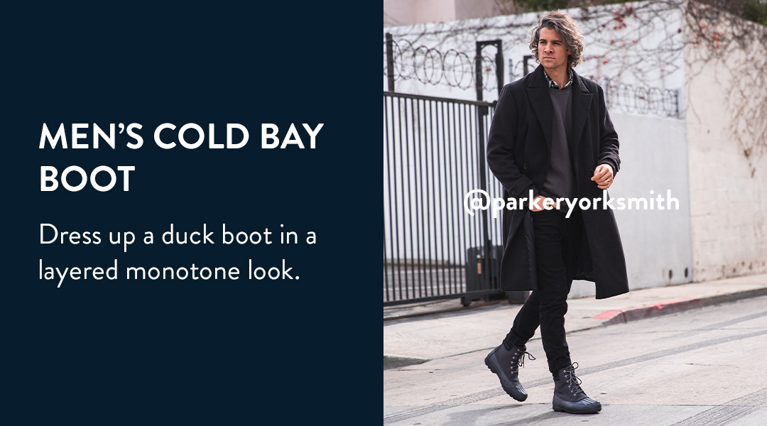 Sperry ColdBay Boot