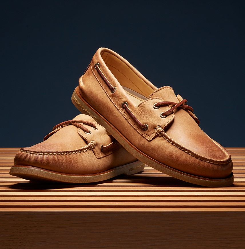 Sperry Gold Cup Collection Shoe.