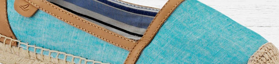 Browse chambray accessories and shoes for ladies at Sperry Top-Sider.