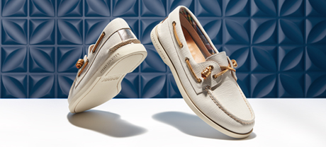 2 Sperry Women's Boat Shoes.