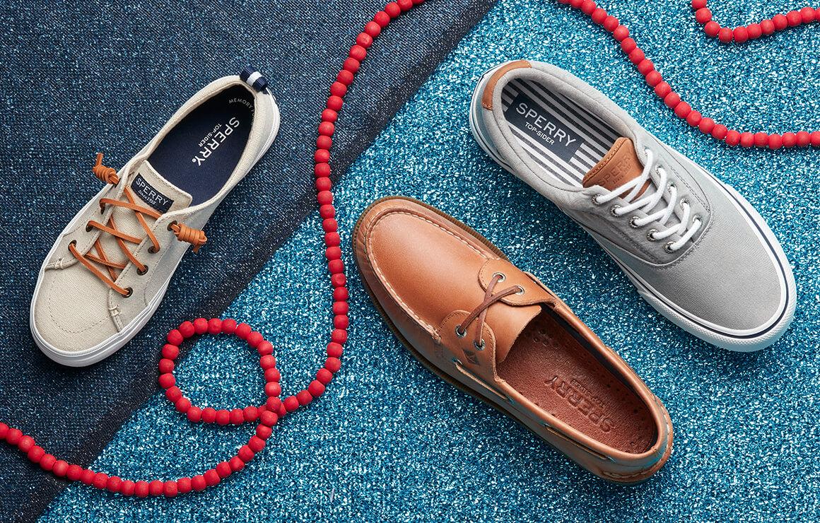 Sperry Boat Shoes for Men, Women