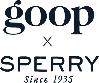 Introducing Goop & Sperry