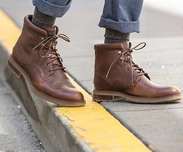 3c8ae95c39 Men's Rain Boots, Waterproof Boots for Men   Sperry