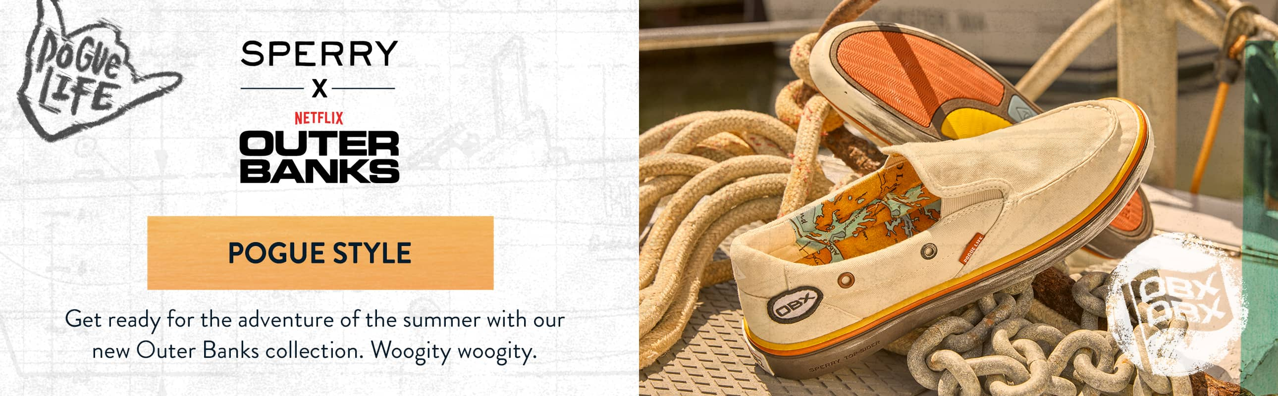 Sperry Outer Banks Shoes