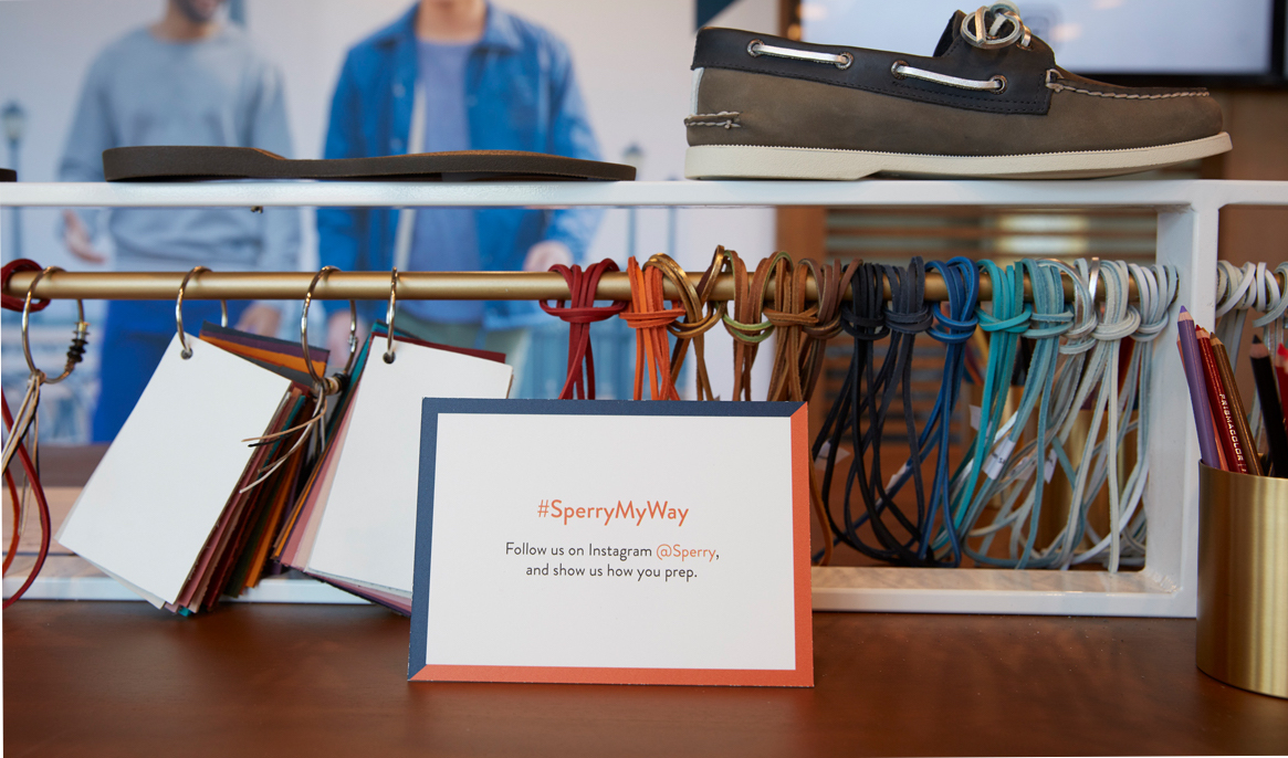 Custom Sperry Shoes | Custom Made Boat Shoes | Sperry