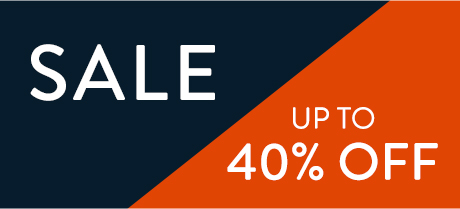 Sale - Up to 40% Off