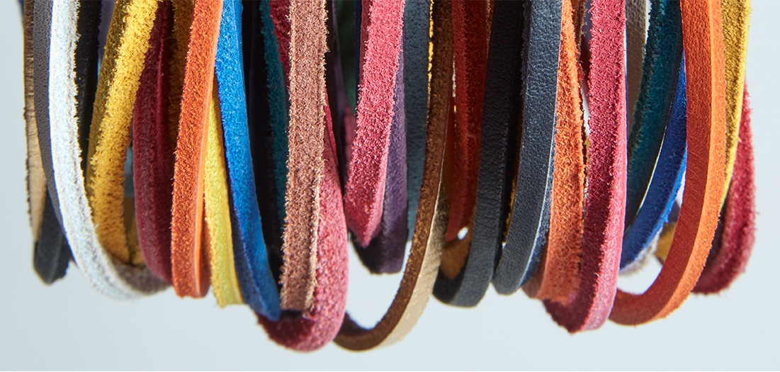 Various color laces
