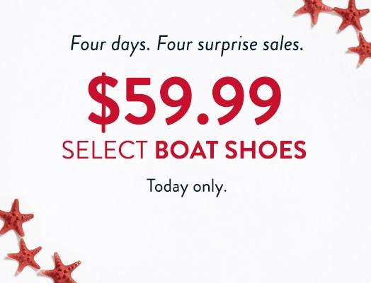 2 for $119 Select Shoes