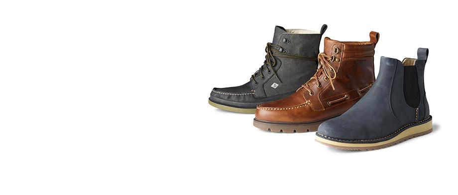 Men S Chukka Boots Men S Casual Boots Sperry