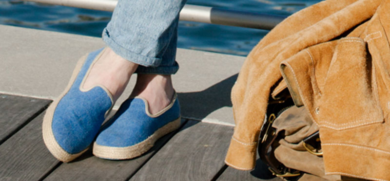 Blogger Dillon Burke writes about Classic Sperry Style.