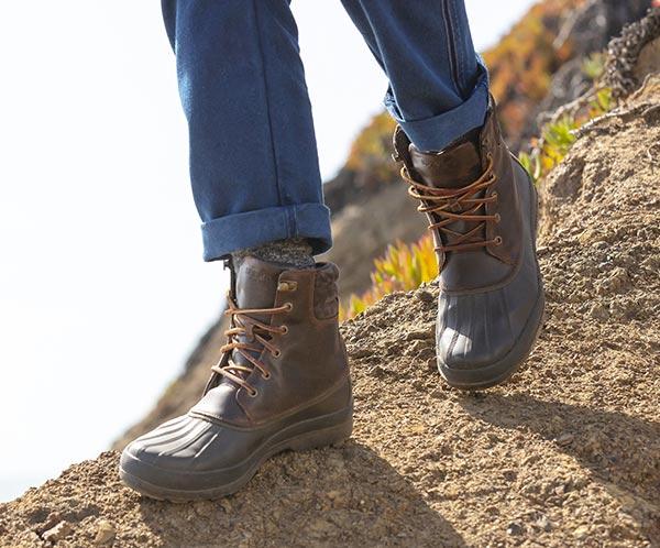 78bf19cdf61 Men's Rain Boots, Waterproof Boots for Men | Sperry