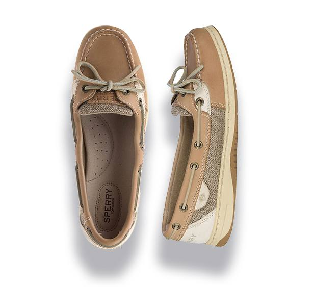 The Sperry Boat Shoe Guide.