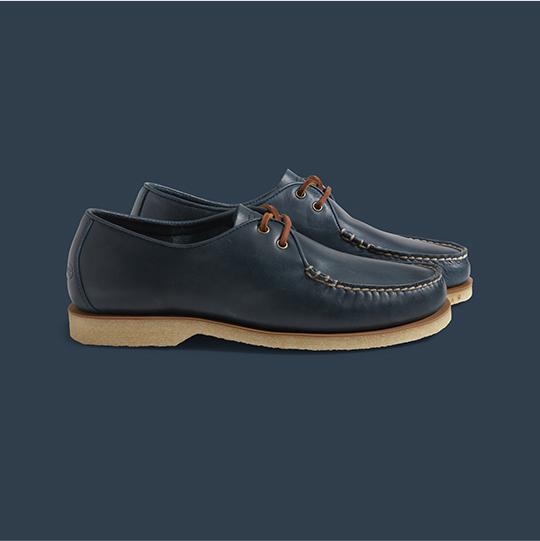 Men's Authentic Original 3-Eye Cloud Boat Shoe