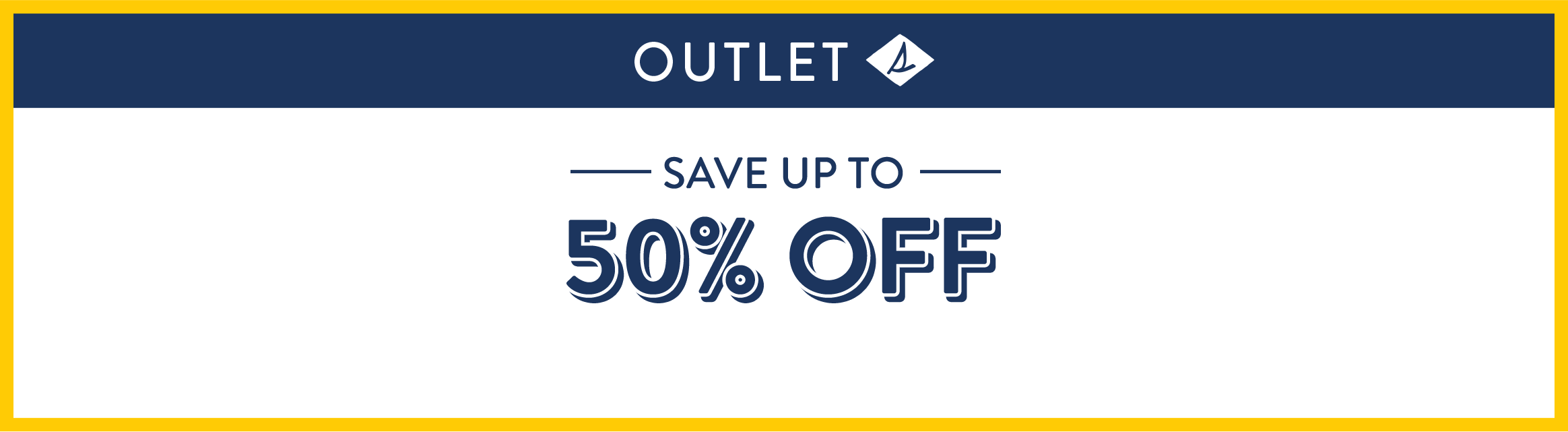 Save up to 50% Off