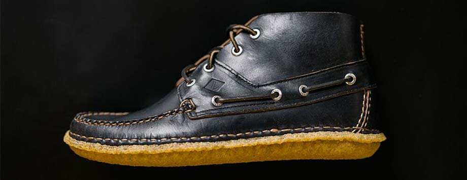 Discover Sperry x Quoddy collaborations