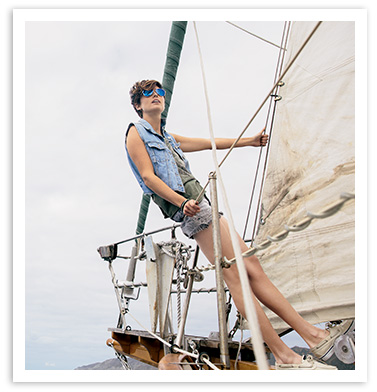 Nautical Boat Shoes clothes and Accessories