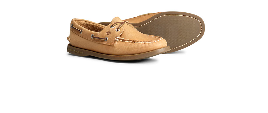 the Authentic Original boat shoe