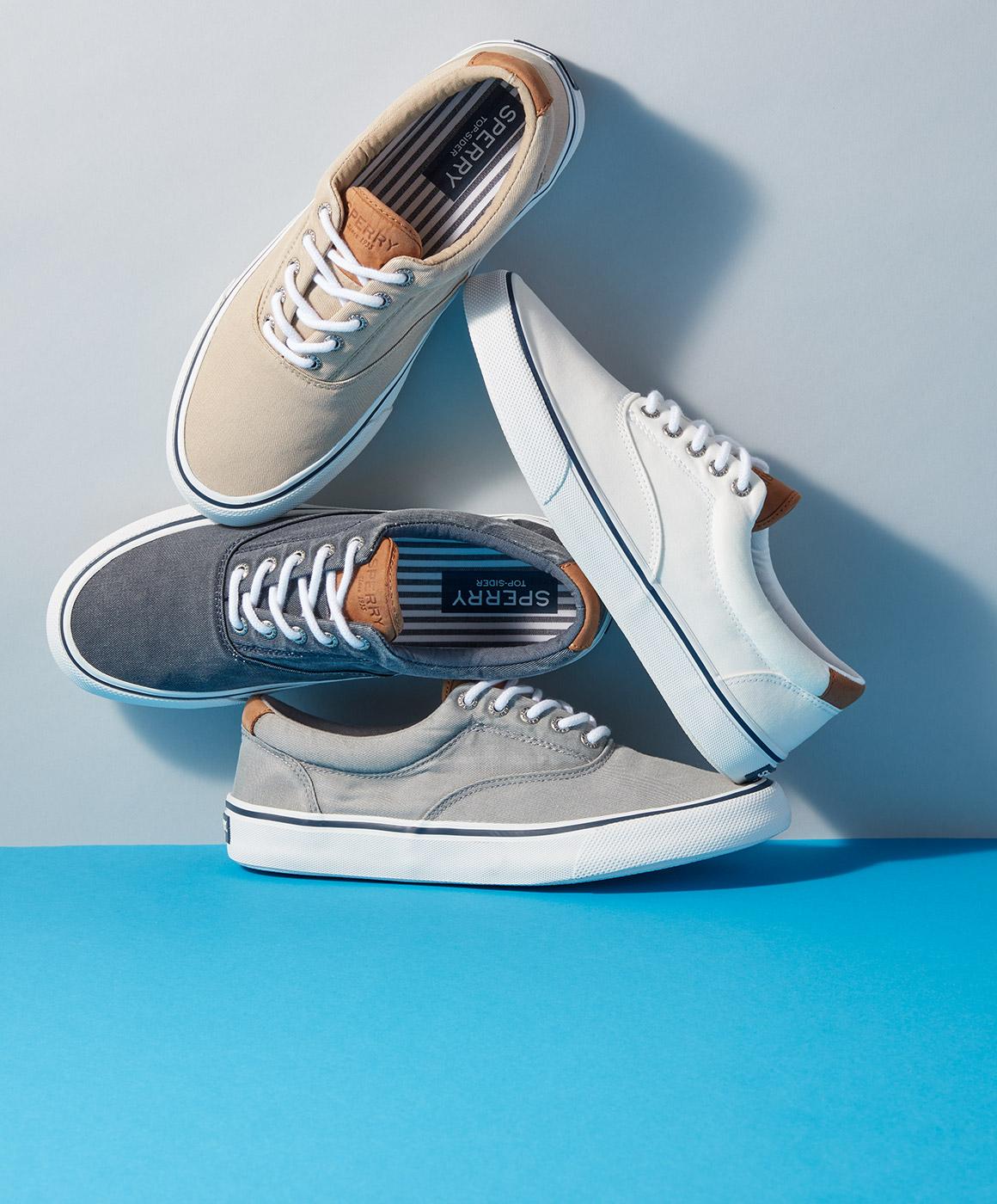 Sperry men's sneakers.